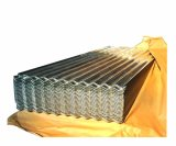 Metalldach-Blatt des Galvalume-Az120 gewölbtes