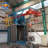 Het Type van haak zandstraalt Machine met Ce- Certificaat
