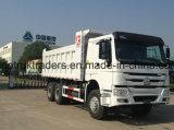 Sinotruk HOWO Camión Volquete 6X4 y Dumper Truck con 15-20 m3