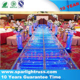6years Warranty Hot Sale Portable Mobile Acrylic Fashion Show Stage