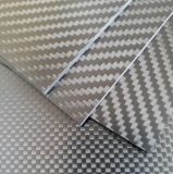 3K aclaran la hoja/la placa de la fibra del carbón de 8m m