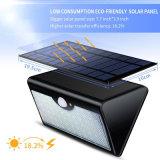 リモート・コントロール60 LED 5のモードLEDの壁ライト屋外の街灯太陽ランプPIRセンサーの防水ライト