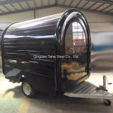Kiosque alimentaire mobile de la rue de la restauration pour la vente de remorque