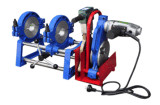 Пластичный сварочный аппарат сплавливания приклада оборудования заварки стыковой машины машинного оборудования