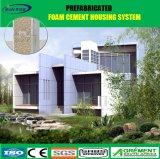 生存のための鋼鉄建物または移動式かモジュラーまたはプレハブまたはプレハブの家