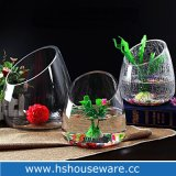 Шарик Unicolor Crackled форму вазы из стекла