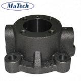 De coutume moulage au sable de fonte grise de carter de valve de véhicule avec précision