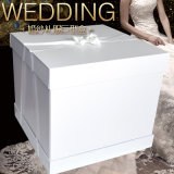Vestido de novia vestido de boda caja de embalaje caja de embalaje