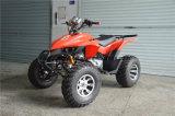 4 policía motorizado 250cc ATV 4X4 para los adultos con los neumáticos del aluminio de 12 pulgadas