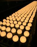 2017 luz de LED popular en Europa