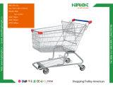 Nuovo carrello del carrello di acquisto del metallo di disegno per la memoria dei negozi