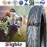 Pneu VTT 2.75-17 pneu tubeless de moto de couleur.