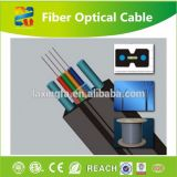 FTTH Cable 24 Core Optical Fiber Cable para uso ao ar livre