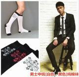 Горяч-Продайте носок хлопка людей, носки для рынка США