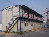 Casa pré-fabricada de /Prefab do aço claro