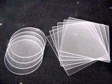 Venta caliente de 3,2 mm de 4mm Ultra bajo el hierro blanco claro Solar Panel de cristal templado