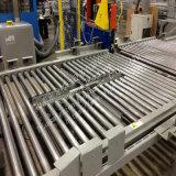 Fábrica SUS304 automático que descarrega o transporte de rolo para refrescos