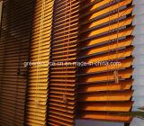 De Jaloezie van het venster/Houten Gordijnen