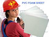 A decoração interior da placa de espuma de PVC 1-5mm