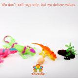 楽しみの中央恐竜のおもちゃ、プラスチック恐竜、ジャンボ恐竜、子供のための恐竜のおもちゃ、-分類された6 PCS
