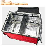 saco quente da bicicleta da entrega do alimento da caixa da motocicleta da entrega do alimento 40L