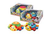 Eléctrico escarabajo preschool pila de juguete operado (h0001196)
