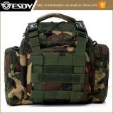 Bloco tático de acampamento da cintura do saco Multifunction camuflar do saco da câmera de Esdy