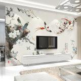 Het hoogste Moderne van de Prijs van China van het Behang van het Ontwerp Quanlity 3D Goedkope VinylDocument van de pvc- Muur