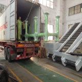 El doble eje Shredder para los residuos de corte de metal