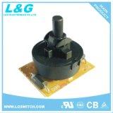 Commutateur rotatif de sélecteur de position du moteur de ventilateur off/L/M/H 4