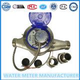 Dn32mm Roestvrij staal 304 de Multi Straal Droge Meter van het Water van de Wijzerplaat