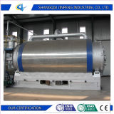 Semi-Continious Waste Tyre Pyrolysis Seedling