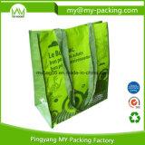 Sacs d'emballage de achat tissés par pp promotionnels de qualité populaire