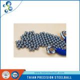 Ronda de metal sólido rolamento de esfera de aço inoxidável