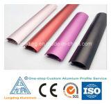 Protuberancias de aluminio de encargo según gráficos del cliente