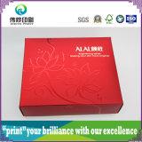 Коробка лоснистого печатание слоения упаковывая для косметики