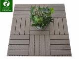 Fornitore esterno impermeabile di Decking del giardino e della sosta di WPC