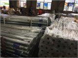 مصنع يزوّد يثقب فولاذ لوح مع كلوب وسقالة [جك بوست] دعامة و [أندميو] تضمينيّة