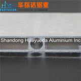 Perfiles de aluminio del aluminio del marco de puerta de la puerta de aluminio de la persiana enrrollable