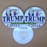 Impresos personalizados botón Pin distintivo de LED intermitente