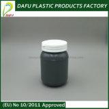Flacon Pharmaceutique en plastique à bouche large de 200 ml