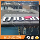 Suzhou Publicité extérieure Mini LED Channel Lettres éclairées Signer