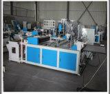 Niet Geweven Ultrasone het In reliëf maken Automatische Scherpe Machine met het Scheuren van Messen (gelijkstroom-HW)
