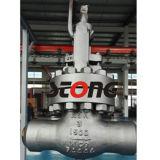 ANSI API BS de fundición de acero inoxidable de la válvula de globo para 150lb