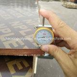 18мм Phenolic черный / Коричневый морской фанеры с пленки/пленочного покрытия фанера
