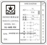 La grúa ampliamente utilizada de Xj-A6s teledirigida