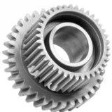 Hohe Präzisions-großer doppelter schraubenartiger Gang für mechanische Teile