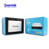 Chegada Nova Zoomtak T8u Android 5.1 SmartTV Box
