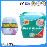 Gedrucktes Tuch-Like Baby Diapers mit Repeated Tapes