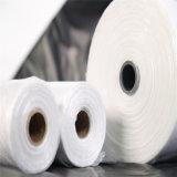 Le PEBD/PEHD sac à ordures en plastique blanc/corbeille Sac à poubelle